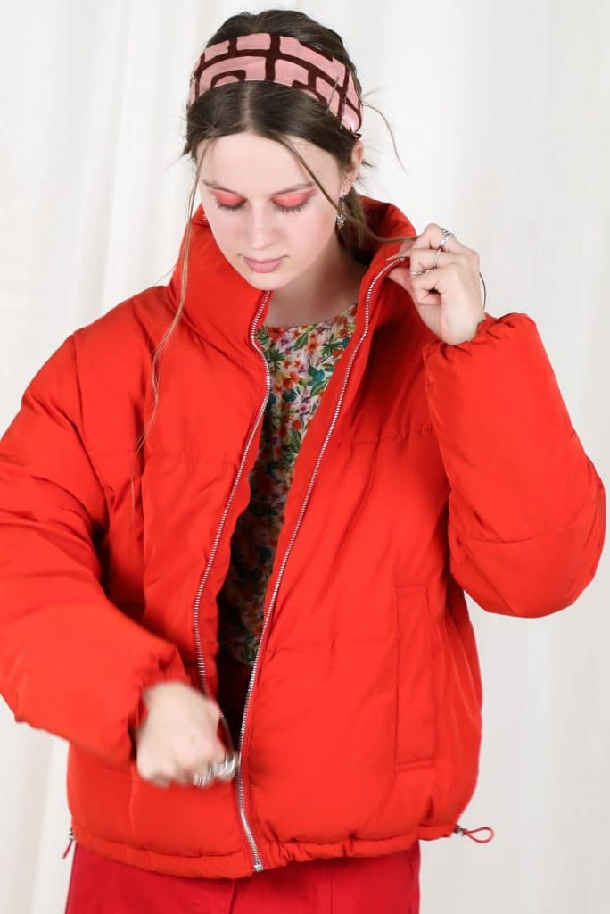 Red puffer
