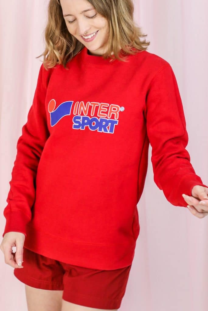 Intersport sweatshirt