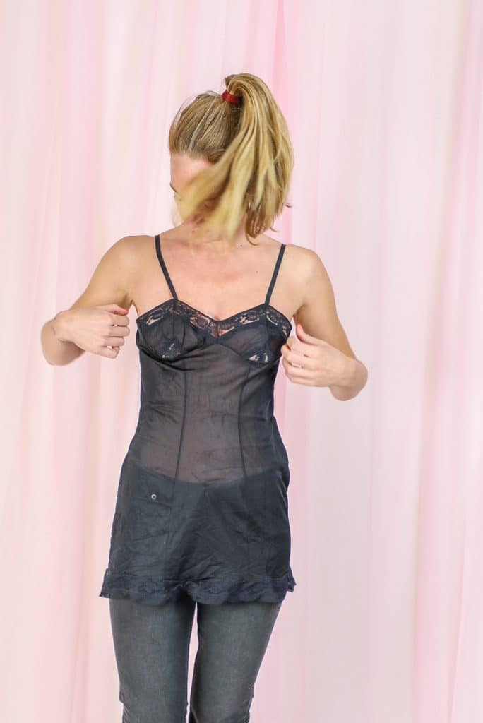 Cami lace
