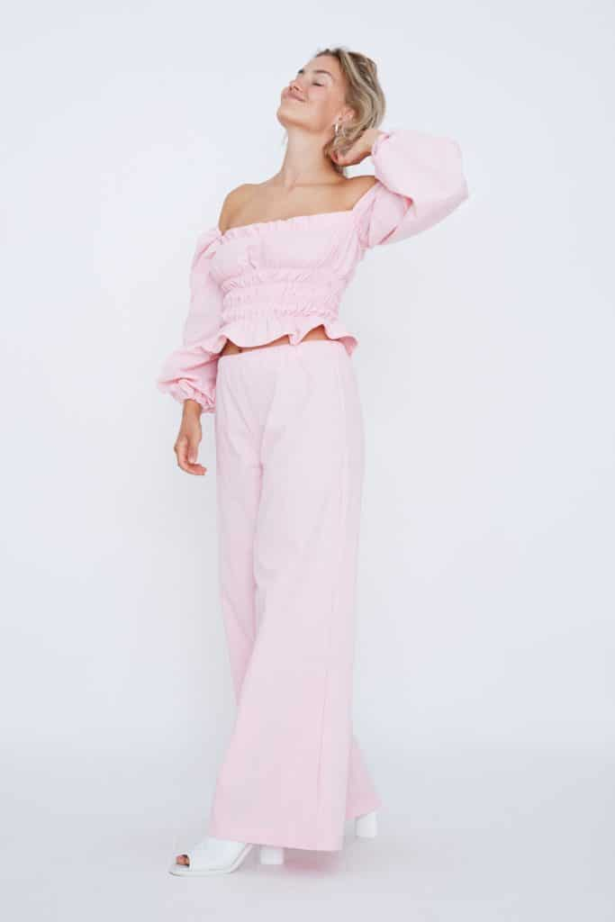 V-cycle baby pink drømme 2-piece
